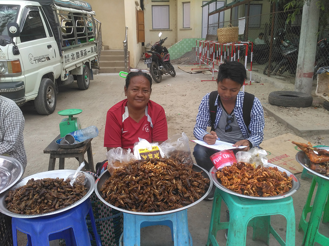 Myanmar Research